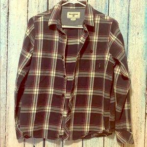 Billabong flannel L
